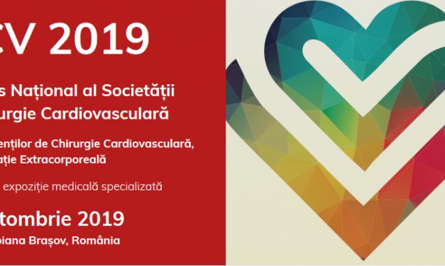 Al 15-lea Congres Național al Societății Române de Chirurgie Cardiovasculară