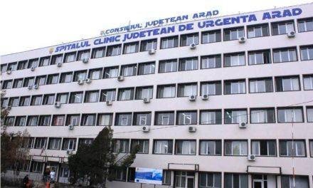 Spitalul Clinic Judeţean de Urgenţă Arad va avea cabinet de chirurgie vasculară în ambulator de anul viitor