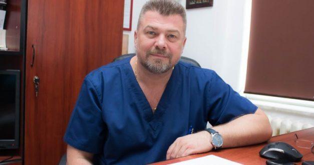 """Călin Molnar, șeful Clinicii de Chirurgie Generală I a Spitalului Clinic Județean de Urgență Târgu-Mureș: """"Sper ca în curând jumătate dintre intervențiile chirurgicale din această Clinică să fie rezolvate laparoscopic"""""""