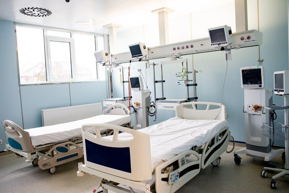 La Spitalul de Neurochirurgie Iași a fost inaugurată o modernă secţie de terapie intensivă
