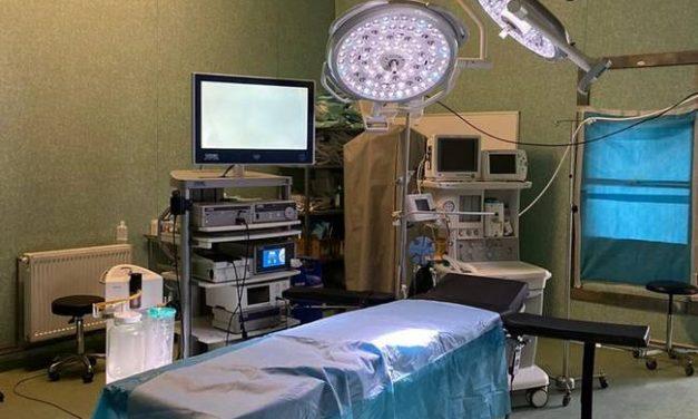 5 operații în fiecare zi din 2019, la Chirurgie II
