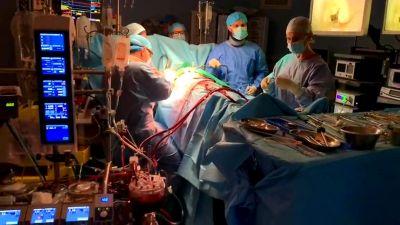 SUUB: Pacienți cu boli cardiace, operați prin incizii de doar 3 cm de echipa medicală condusă de Conf Dr. Cătălin Constantin Badiu