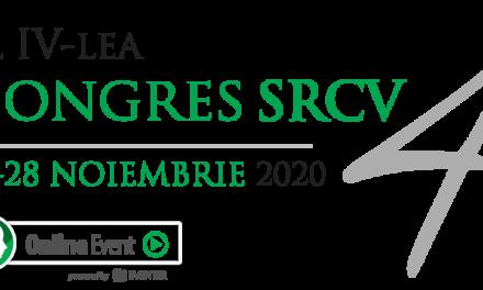Al IV-lea Congres (online) organizat de Societatea Română de Chirurgie Vasculară