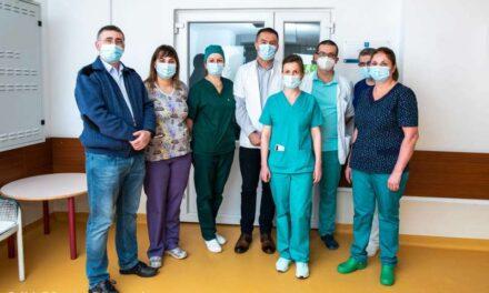 Intervenţie chirurgicală rară la nivel mondial, realizată în premieră la Spitalul Judeţean din Sfântu Gheorghe